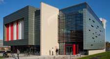 Nottingham University Geospatial Build